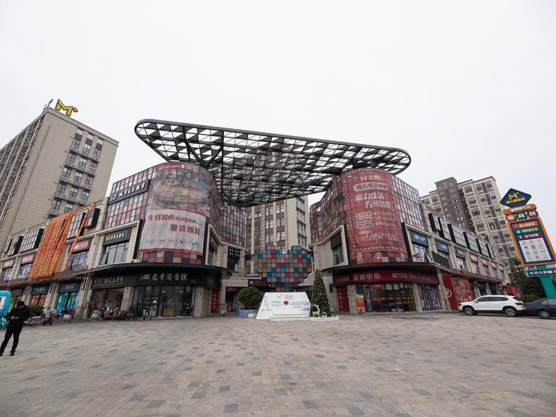 上海嘉定 ●魔方社区