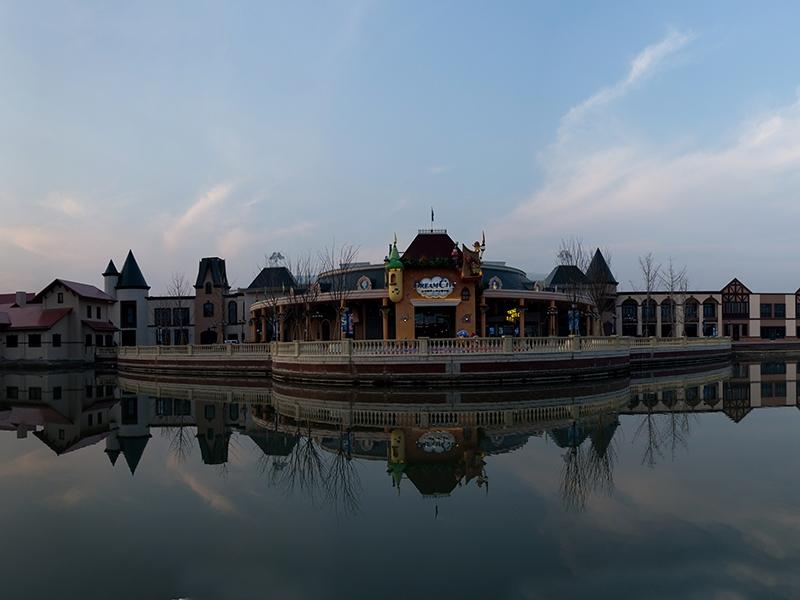 上海天马山 ●魔幻城